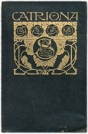 UK 1912 Pocket Edition Catriona - Robert Louis Stevenson