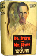 US 1932 Hardcover Strange Case of Dr. Jekyll and Mr. Hyde - Robert Louis Stevenson