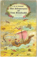 UK first edition The Adventures of Tom Bombadil - J.R.R. Tolkien