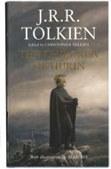 US first edition The Children of Hurin - J.R.R. Tolkien