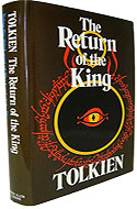 UK second edition, ninth impression Return of the King - J.R.R. Tolkien