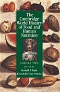 The Cambridge World History of Food edited by Kriemhild Ornelas