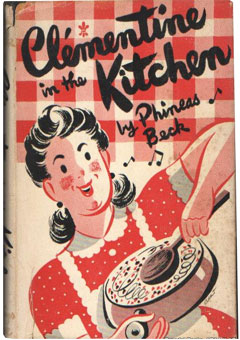 Clementine in the Kitchen by Phineas Beck (1943)
