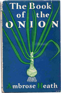 The Book of the Onion by Janis Hendrickson (1947)
