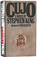 Cujo by Stephen King.