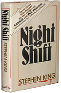 Night Shifts by Stephen King
