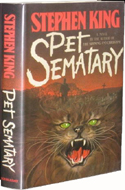Pet Sematary by Stephen King.