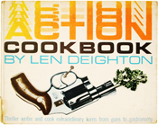 Action Cookbook by Len Deighton
