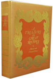 A Treasury of Great Recipes by Vincent Price