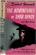 The Adventures of Sam Spade by Dashiell Hammett