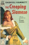 The Creeping Siamese by Dashiell Hammett