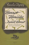 Hammett Homicides by Dashiell Hammett