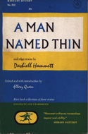 A Man Named Thin by Dashiell Hammett