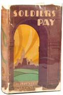 Soldiers' Pay by William Faulkner