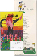 Football by Ted Hughes