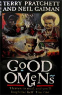 Good Omens by Terry Pratchett & Neil Gaiman