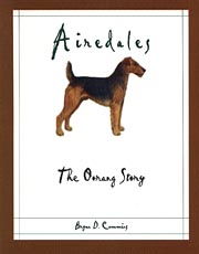 Airedales: The Oorang Story by Bryan Cummins