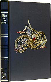 Deluxe edition of The Hobbit by J.R.R. Tolkien
