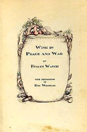 Wine in War and Peach by Evelyn Waugh