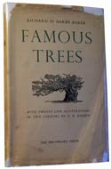 Famous Trees by Richard St. Barbe Baker