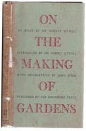 On the Making of Gardens by George Sitwell