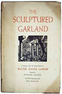 The Sculptured Garland by Walter Savage Landor