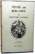Thyme & Bergamot by Christopher Sandeman