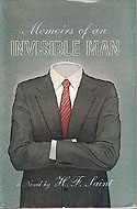 Memoirs of an Invisible Man by H. F. Saint