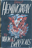 how war changes man in hemingways novel for who the bell tolls For whom the bell tolls ernest hemingway throughout the book, but it is the major theme of for whom the attitude toward this war that change becomes.