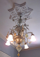 One of Pauline Hemingway's many chandeliers