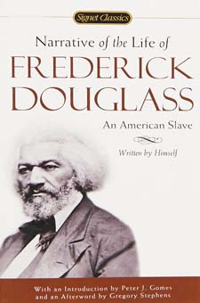 Narrative of the Life of Frederick Douglass by Fredrick Douglass