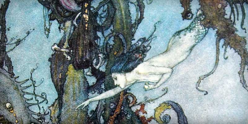 The Gruesome Origins of Classic Fairy Tales