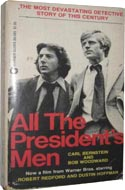 All the President's Men by Carl Bernstein & Bob Woodward