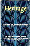 Heritage by Anthony West