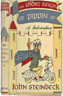 The Short Reign of Pippin IV A Fabrication, by John Steinbeck