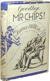 Goodbye Mr. Chips by James Hilton