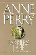 Farriers� Lane by Anne Perry