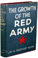 The Growth of the Red Army - D. Fedotoff White