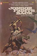 Jongor Fights Back by Robert Moore Williams