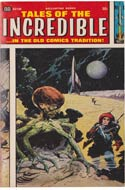 Tales of the Incredible by L Feldstein