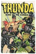 Thun'da King of the Congo Archive by Gardner Fox