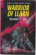 Warrior of Llarn by Gardner Fox