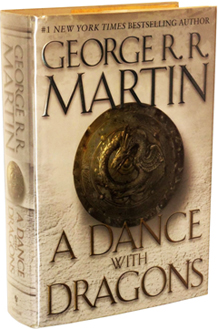 A Dance with Dragons - A Song of Ice and Fire Book 5 - by George R.R. Martin