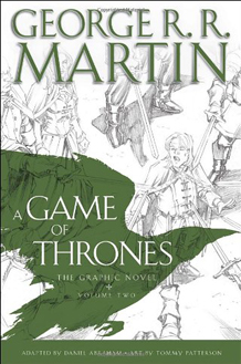 A Game of Thrones - The Graphic Novel Volume Two