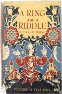 A Ring and a Riddle by Vera Bock