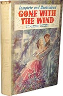 1940 Movie Tie-in Edition of Gone with the Wind by Margaret Mitchell