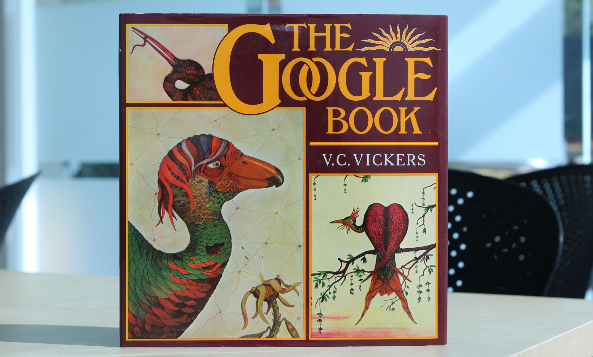 The google book worth searching for the google book by vc vickers stopboris Gallery