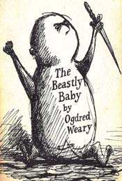 The Beastly Baby by Edward Gorey