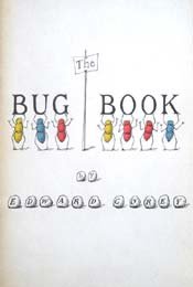 The Bug Book by Edward Gorey