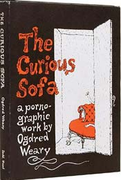 The Curious Sofa by Edward Gorey